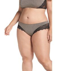 Only Hearts - So Fine Hipster Knickers (plus Size) - Lyst