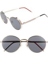 Privé Revaux - Priv? Revaux The Riviera Round Sunglasses - Lyst