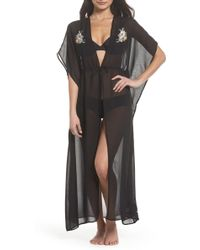 Chelsea28 - Only Yours Sheer Robe - Lyst