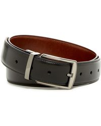 Original Penguin - Hi-lo Reversible Leather Belt - Lyst