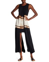 Go Couture - Maxi Dress Washed - Lyst