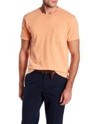 J.Crew | Jersey Garment-dyed Slub Tee | Lyst