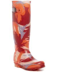 Kamik - Mission Printed Waterproof Rubber Rain Boot - Lyst
