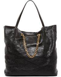 Lanvin - Sugar Medium Quilted Leather Shopper - Lyst