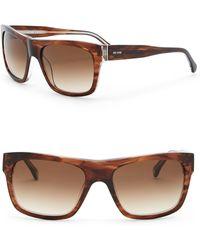 Jack Spade - Bennett 56mm Sunglasses - Lyst