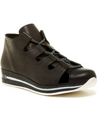 Miista - Kim Cut-out Sneaker - Lyst
