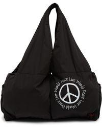 Peace Love World - East West Gym Tote Bag - Lyst