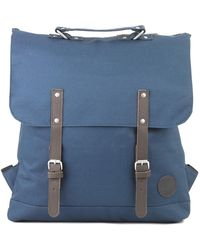 Enter # - Leather Backpack - Lyst