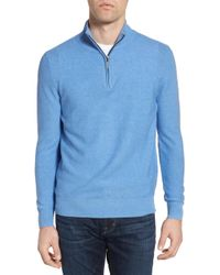 Jeremy Argyle Nyc - Quarter Zip Sweater - Lyst
