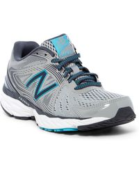 New Balance - 680v4 Running Shoe - Wide Width Available - Lyst