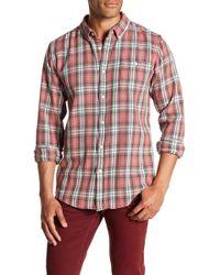 Ezekiel - Elmer Woven Regular Fit Shirt - Lyst