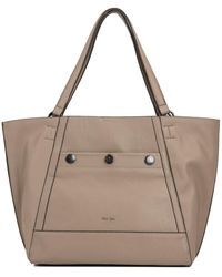 Perlina - Sally Leather Tote - Lyst