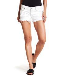 Lucky Brand - Cheeky Cutoff Shorts - Lyst