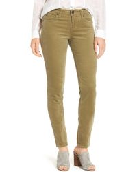 Kut From The Kloth - Diana Stretch Corduroy Skinny Trousers - Lyst