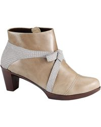 Naot - Vistoso Leather Ankle Boot - Lyst
