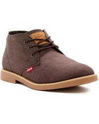 Levi's | Sonoma Denim Chukka Boot | Lyst