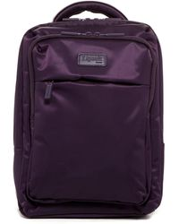 Lipault - Plume Business Nylon Laptop Backpack - Lyst