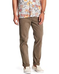 """Tommy Bahama - Santiago Vintage Fit Straight Leg Trousers - 30-34"""" Inseam - Lyst"""