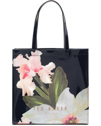cfceab8d8f62 Ted Baker - Hermcon Chatsworth Bloom Large Icon Bag - Lyst