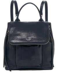Botkier - Warren Leather Backpack - Lyst