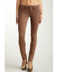 Level 99 - Lily Skinny Silkened Jean - Lyst