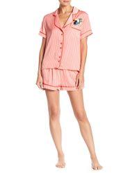 Room Service - Satin Pajamas - Lyst