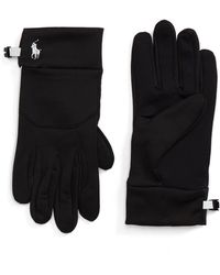 Polo Ralph Lauren - Classic Sport Tech Gloves - Lyst