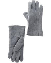 Hestra - Genuine Sheepskin Gloves - Lyst