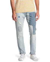 "Levi's - 511 Slim Patch Up Jeans - 30-34"" Inseam - Lyst"