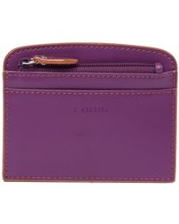 Lodis - Laci Leather Card Case - Lyst
