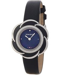 Nina Ricci - Women's Petaled Bezel Watch - Lyst