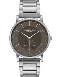 Kenneth Cole - Men's Analog Bracelet Watch, 42mm - Lyst