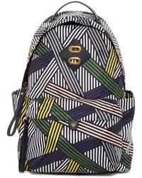 Anne Klein - Jane Medium Nylon Backpack - Lyst
