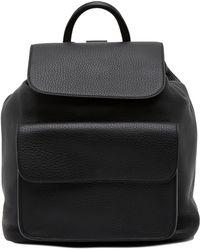 Giorgio Armani - Armani Leather Backpack - Lyst