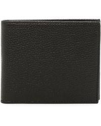 Boconi - Leather Slimfold Wallet - Lyst
