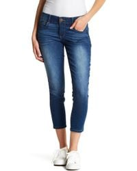 Wit & Wisdom - Absolution Skinny Ankle Jeans (petite) - Lyst