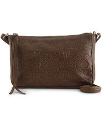 Day & Mood - Loulou Leather Crossbody Bag - Lyst