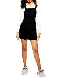 TOPSHOP Pinafore Dress