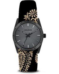 Zadig & Voltaire - Fusion Quartz Watch, 36mm - Lyst