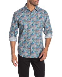 Robert Graham - Clanton Long Sleeve Classic Fit Shirt - Lyst