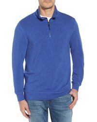 Surfside Supply - Brushback Quarter Zip Pullover - Lyst