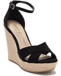c3b9df7e1c Chinese Laundry - Morgan Espadrille Wedge Sandal - Lyst