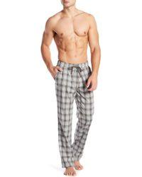 UGG - Flynn Plaid Lounge Trousers - Lyst