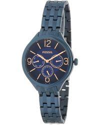 Fossil - Women's Chronograph Bracelet Watch, 36mm - Lyst