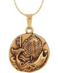 ALEX AND ANI - Rulers Of The Woods Hazel Expandable Necklace - Lyst
