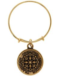 ALEX AND ANI - Compass Expandable Wire Ring - Lyst