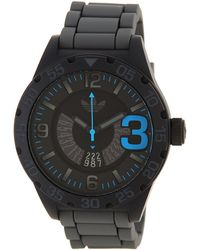 adidas Originals - Men's Newburgh Silicone Watch - Lyst