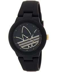 adidas Originals - Unisex Aberdeen Casual Silicone Watch - Lyst