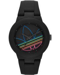 adidas Originals - Unisex Aberdeen Casual Silicone Watch - Lyst