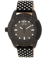 adidas Originals - Women's Manchester Polka Dot Watch - Lyst